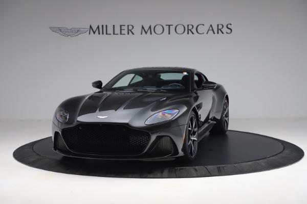 New 2021 Aston Martin DBS Superleggera 007 for sale $391,211 at Maserati of Westport in Westport CT 06880 12