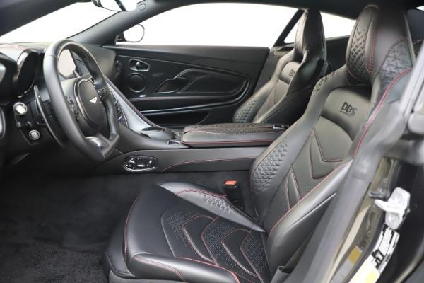 New 2021 Aston Martin DBS Superleggera 007 for sale $391,211 at Maserati of Westport in Westport CT 06880 13