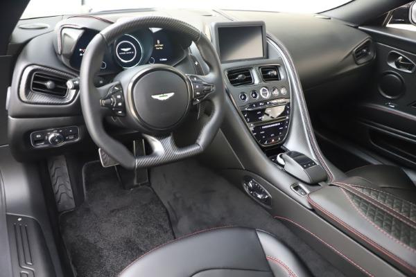 New 2021 Aston Martin DBS Superleggera 007 for sale $391,211 at Maserati of Westport in Westport CT 06880 14