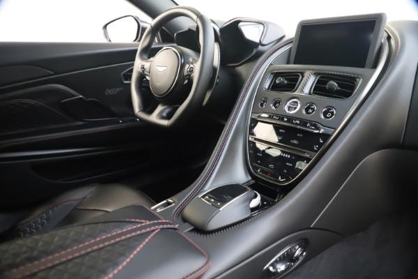 New 2021 Aston Martin DBS Superleggera 007 for sale $391,211 at Maserati of Westport in Westport CT 06880 17