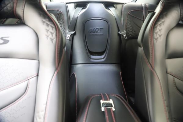 New 2021 Aston Martin DBS Superleggera 007 for sale $391,211 at Maserati of Westport in Westport CT 06880 18