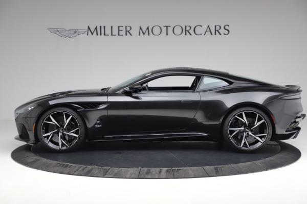 New 2021 Aston Martin DBS Superleggera 007 for sale $391,211 at Maserati of Westport in Westport CT 06880 2