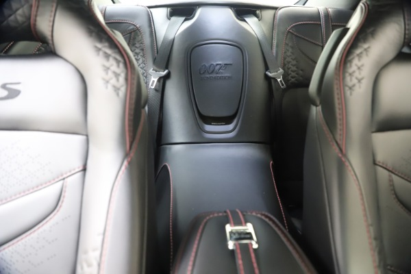 New 2021 Aston Martin DBS Superleggera 007 for sale $391,211 at Maserati of Westport in Westport CT 06880 22