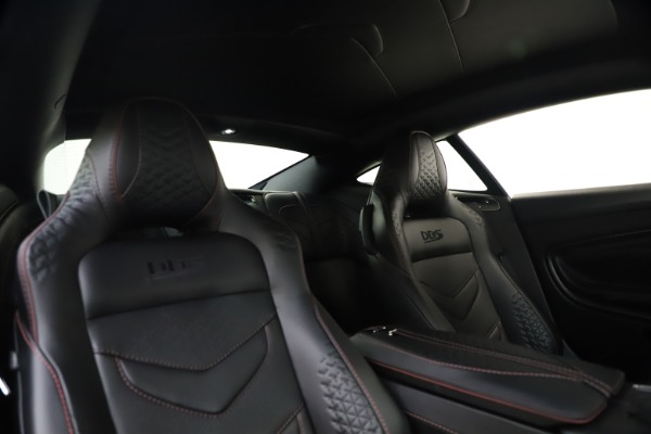 New 2021 Aston Martin DBS Superleggera 007 for sale $391,211 at Maserati of Westport in Westport CT 06880 23