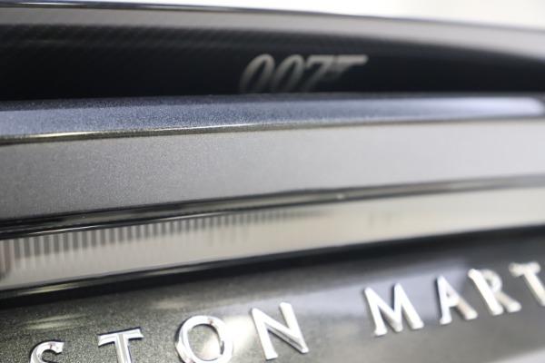 New 2021 Aston Martin DBS Superleggera 007 for sale $391,211 at Maserati of Westport in Westport CT 06880 25