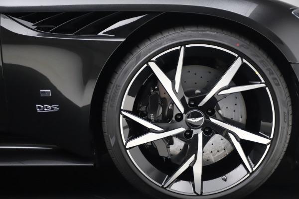 New 2021 Aston Martin DBS Superleggera 007 for sale $391,211 at Maserati of Westport in Westport CT 06880 27
