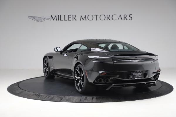New 2021 Aston Martin DBS Superleggera 007 for sale $391,211 at Maserati of Westport in Westport CT 06880 4