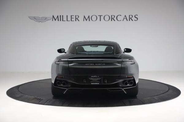 New 2021 Aston Martin DBS Superleggera 007 for sale $391,211 at Maserati of Westport in Westport CT 06880 5