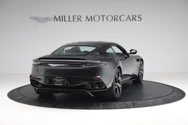 New 2021 Aston Martin DBS Superleggera 007 for sale $391,211 at Maserati of Westport in Westport CT 06880 6