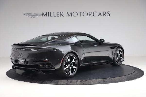 New 2021 Aston Martin DBS Superleggera 007 for sale $391,211 at Maserati of Westport in Westport CT 06880 7