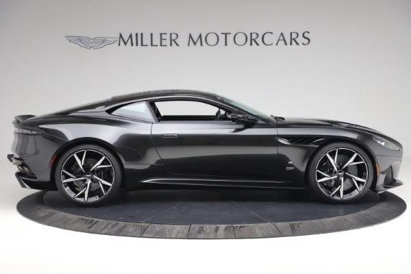 New 2021 Aston Martin DBS Superleggera 007 for sale $391,211 at Maserati of Westport in Westport CT 06880 8