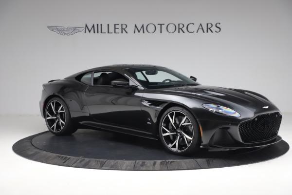 New 2021 Aston Martin DBS Superleggera 007 for sale $391,211 at Maserati of Westport in Westport CT 06880 9