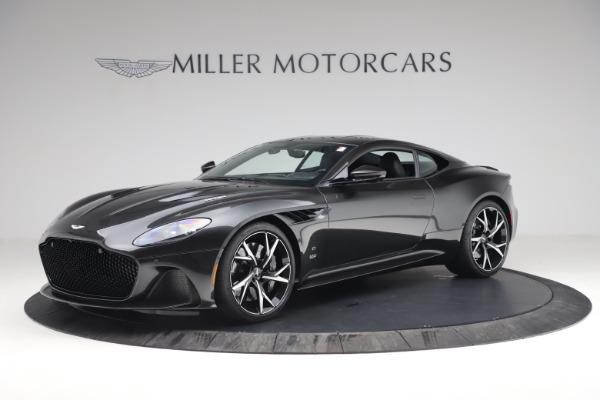New 2021 Aston Martin DBS Superleggera 007 for sale $391,211 at Maserati of Westport in Westport CT 06880 1