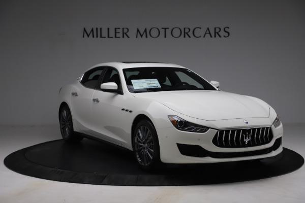New 2021 Maserati Ghibli SQ4 for sale $85,804 at Maserati of Westport in Westport CT 06880 12