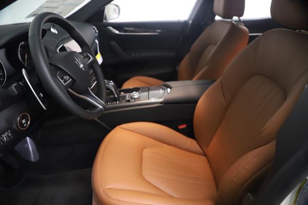 New 2021 Maserati Ghibli SQ4 for sale $85,804 at Maserati of Westport in Westport CT 06880 15