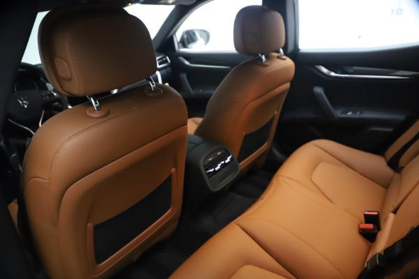 New 2021 Maserati Ghibli SQ4 for sale $85,804 at Maserati of Westport in Westport CT 06880 19