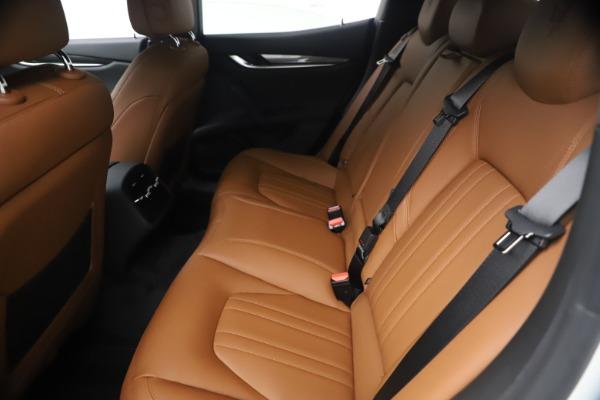 New 2021 Maserati Ghibli SQ4 for sale $85,804 at Maserati of Westport in Westport CT 06880 20