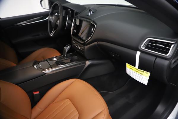 New 2021 Maserati Ghibli SQ4 for sale $85,804 at Maserati of Westport in Westport CT 06880 23