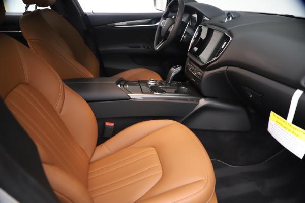 New 2021 Maserati Ghibli SQ4 for sale $85,804 at Maserati of Westport in Westport CT 06880 24