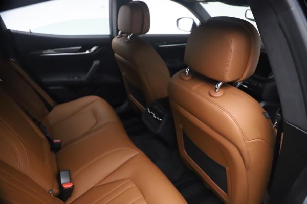 New 2021 Maserati Ghibli SQ4 for sale $85,804 at Maserati of Westport in Westport CT 06880 26