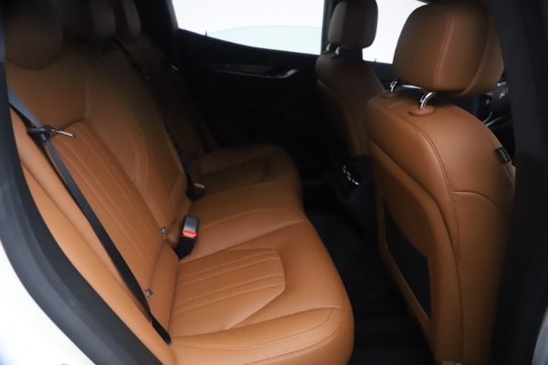 New 2021 Maserati Ghibli SQ4 for sale $85,804 at Maserati of Westport in Westport CT 06880 27