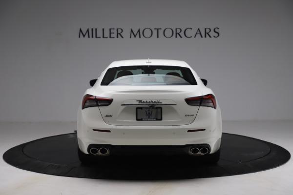 New 2021 Maserati Ghibli SQ4 for sale $85,804 at Maserati of Westport in Westport CT 06880 6
