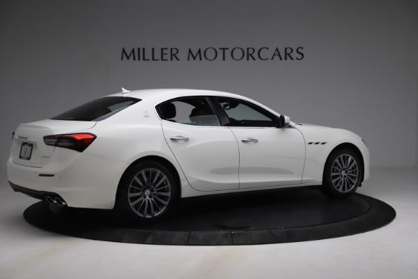 New 2021 Maserati Ghibli SQ4 for sale $85,804 at Maserati of Westport in Westport CT 06880 8