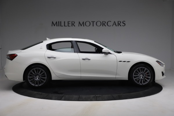 New 2021 Maserati Ghibli SQ4 for sale $85,804 at Maserati of Westport in Westport CT 06880 9