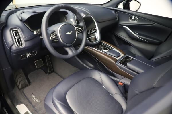 New 2021 Aston Martin DBX for sale $195,786 at Maserati of Westport in Westport CT 06880 13