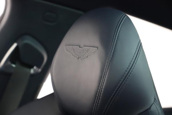 New 2021 Aston Martin DBX for sale $195,786 at Maserati of Westport in Westport CT 06880 16