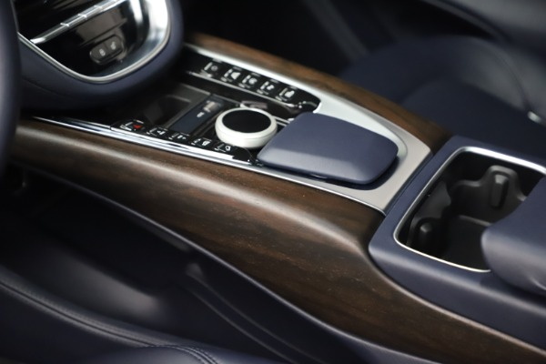New 2021 Aston Martin DBX for sale $195,786 at Maserati of Westport in Westport CT 06880 17