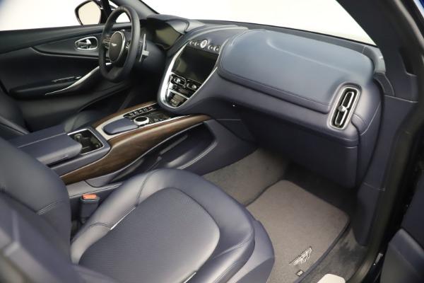 New 2021 Aston Martin DBX for sale $195,786 at Maserati of Westport in Westport CT 06880 20