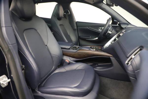 New 2021 Aston Martin DBX for sale $195,786 at Maserati of Westport in Westport CT 06880 22