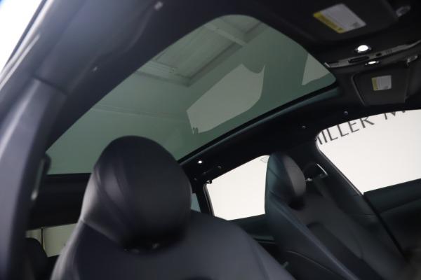 New 2021 Aston Martin DBX for sale $195,786 at Maserati of Westport in Westport CT 06880 23