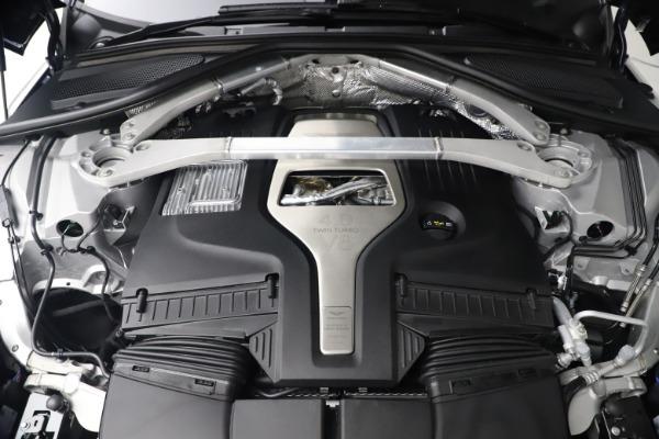 New 2021 Aston Martin DBX for sale $195,786 at Maserati of Westport in Westport CT 06880 25