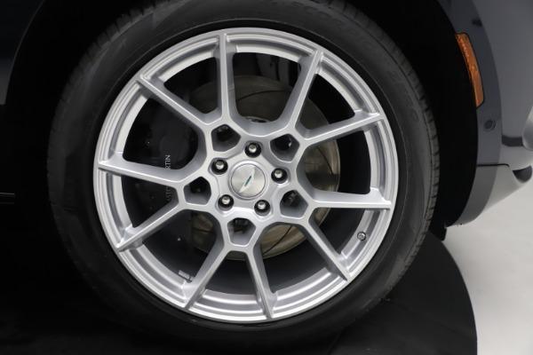 New 2021 Aston Martin DBX for sale $195,786 at Maserati of Westport in Westport CT 06880 27