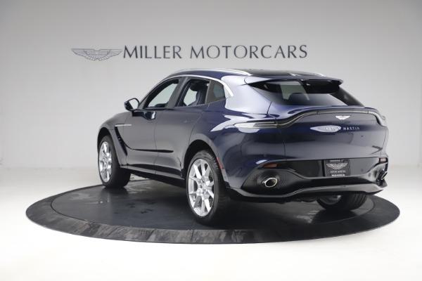 New 2021 Aston Martin DBX for sale $195,786 at Maserati of Westport in Westport CT 06880 4