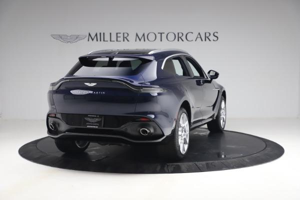 New 2021 Aston Martin DBX for sale $195,786 at Maserati of Westport in Westport CT 06880 6
