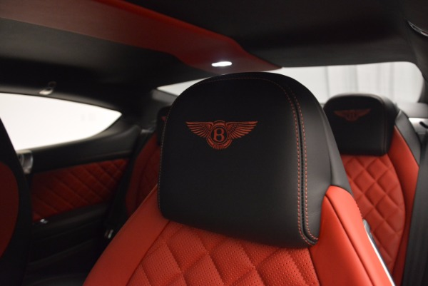 New 2017 Bentley Continental GT V8 S for sale Sold at Maserati of Westport in Westport CT 06880 24