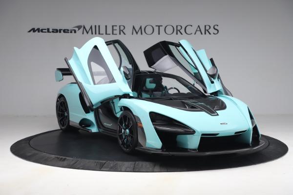 Used 2019 McLaren Senna for sale $1,269,000 at Maserati of Westport in Westport CT 06880 24
