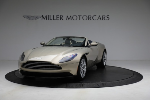 Used 2019 Aston Martin DB11 Volante for sale $209,900 at Maserati of Westport in Westport CT 06880 12