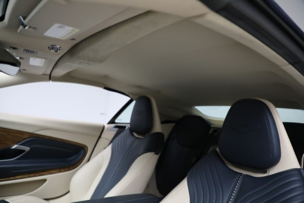 Used 2019 Aston Martin DB11 Volante for sale $209,900 at Maserati of Westport in Westport CT 06880 22