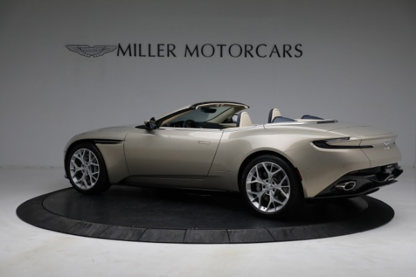 Used 2019 Aston Martin DB11 Volante for sale $209,900 at Maserati of Westport in Westport CT 06880 3