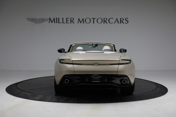 Used 2019 Aston Martin DB11 Volante for sale $209,900 at Maserati of Westport in Westport CT 06880 5