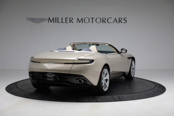 Used 2019 Aston Martin DB11 Volante for sale $209,900 at Maserati of Westport in Westport CT 06880 6