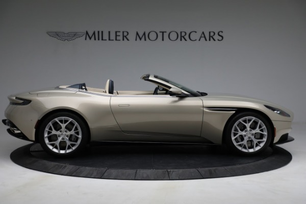 Used 2019 Aston Martin DB11 Volante for sale $209,900 at Maserati of Westport in Westport CT 06880 8