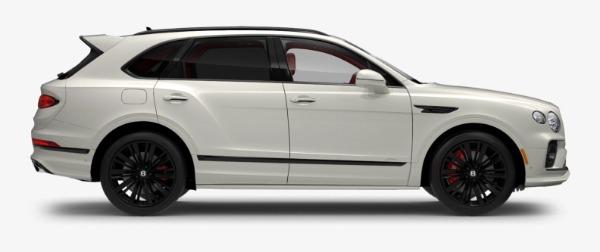 New 2021 Bentley Bentayga Speed for sale Call for price at Maserati of Westport in Westport CT 06880 2