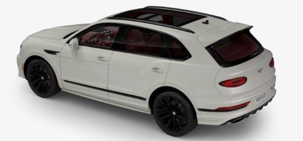 New 2021 Bentley Bentayga Speed for sale Call for price at Maserati of Westport in Westport CT 06880 4