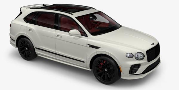 New 2021 Bentley Bentayga Speed for sale Call for price at Maserati of Westport in Westport CT 06880 5