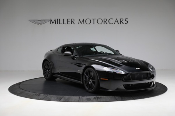 Used 2015 Aston Martin V12 Vantage S for sale $119,900 at Maserati of Westport in Westport CT 06880 11
